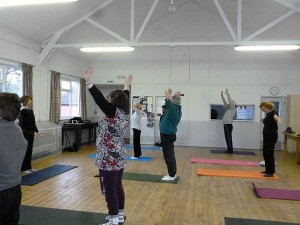 pilates-at-erpingham-village-hall